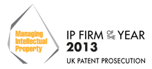 Managing intellectual property firm on the year 2013